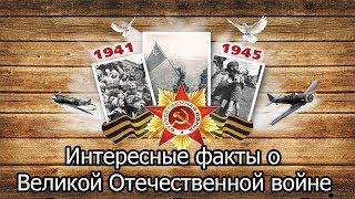 Интересные факты о Великой Отечественной войне! Начало войны 1941 года