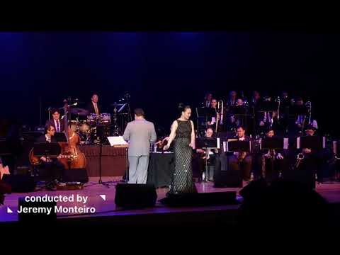 Wo Yao Ni De Ai(I Want Your Love)我要你的爱—Jasmine Chen 陈胤希+Jazz Association Singapore Orchestra