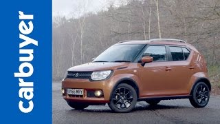 Suzuki Ignis SUV city car review - Carbuyer