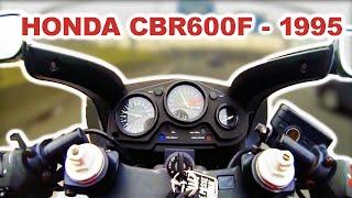 Honda CBR 600 F - 1995 - GoProHero3