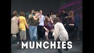 MUNCHIES: Funky Hip Hop Instrumental [Smooth Old School Sampled Rap Beat]
