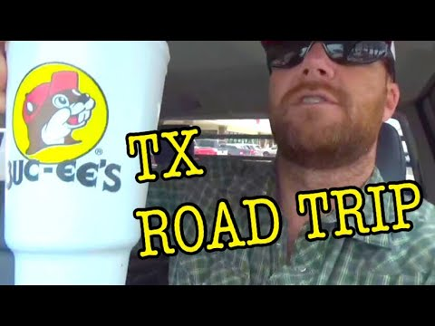 """ROAD TRIP TO TEXAS in the """"2016 Deleted Dodge""""😎😎😎!"""