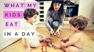 WHAT MY KIDS EAT IN A DAY - ZERO WASTE I MAMALINA
