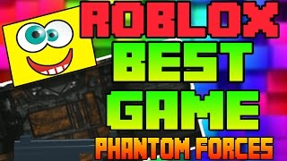 ROBLOX | BEST GAME MODE | PHANTOM FORCES | CALL OF DUTY ROBLOX