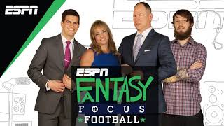 Fantasy Focus Football 9/19/2018 -   Top Of The Class (Wk 3 Rankings)