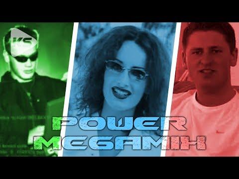 DISCO POLO DANCE: POWER MEGAMIX 2004