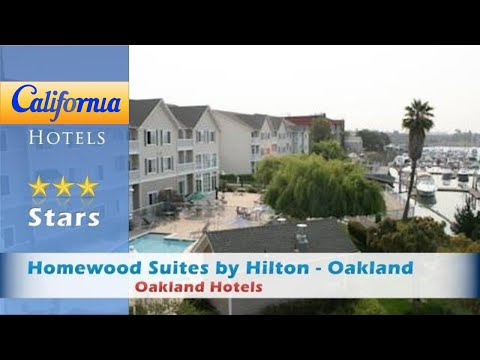 Homewood Suites by Hilton - Oakland Waterfront, Oakland Hotels - California
