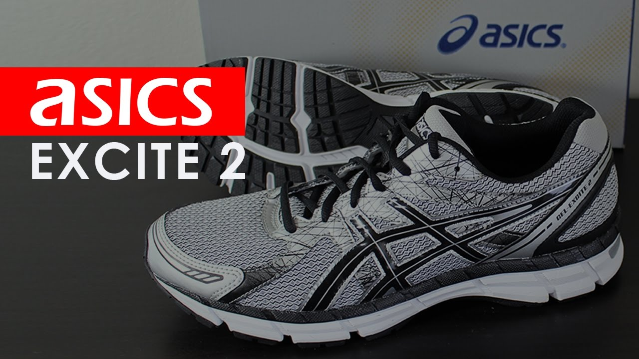 ASICS Excite 2 - Unboxing | Inside Sport Center