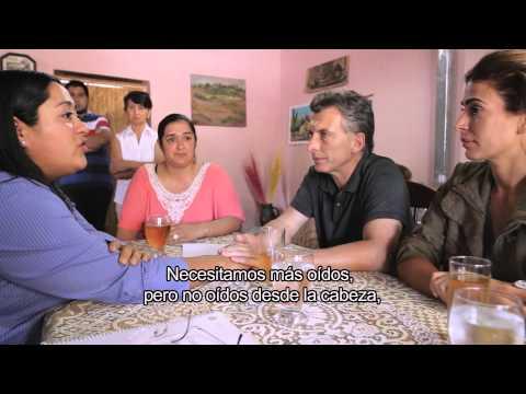 """<h3 class=""""list-group-item-title"""">Con Viviana y Florencia en Tucumán, VAMOS JUNTOS   Mauricio Macri</h3>"""