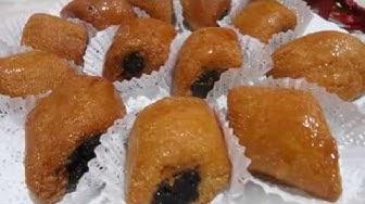 مقروط المقلة الجزائري التقليدي مع السر باش ميتحلش فالمقلة makrot