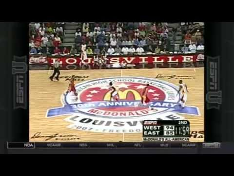 2007 McDonald's All American High School Game