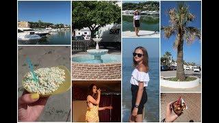 Vlog Hiszpania #2/aqua mijas i port w Cabopino