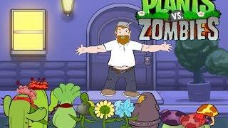 La aventura de Plantas vs Zombies 20 {PARTE 2}