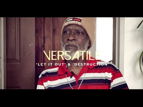 Doran 'Versatile' Hector about his songs 'Let it out' and 'Destruction' - Interview