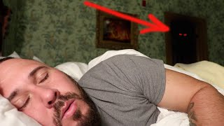Do Not Ever Record Yourself Sleeping Here!
