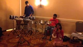 Practice session - Devi Sri Prasad