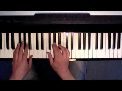 California - Phantom Planet, piano cover