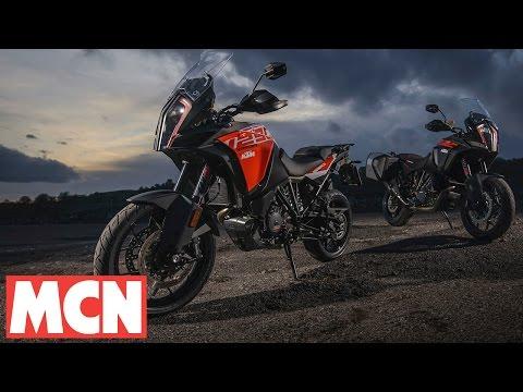2017 KTM 1290 Super Adventure S & 1090 Adventure   First Rides   Motorcyclenews.com