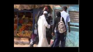 Perquisition chez Hissene Habré
