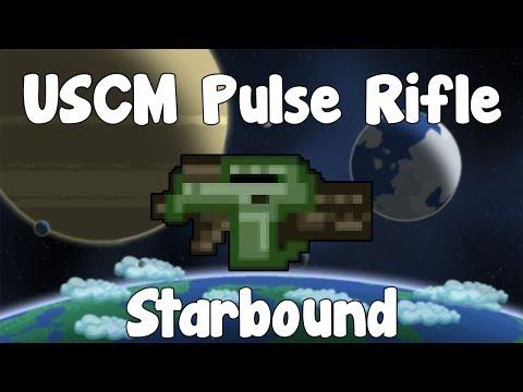 USCM Pulse Rifle - Starbound Guide - Gullofdoom - Guide/Tutorial - BETA