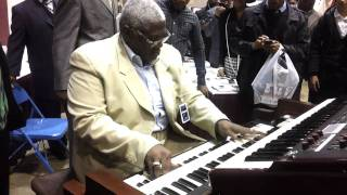 Butch Heyward On Organ