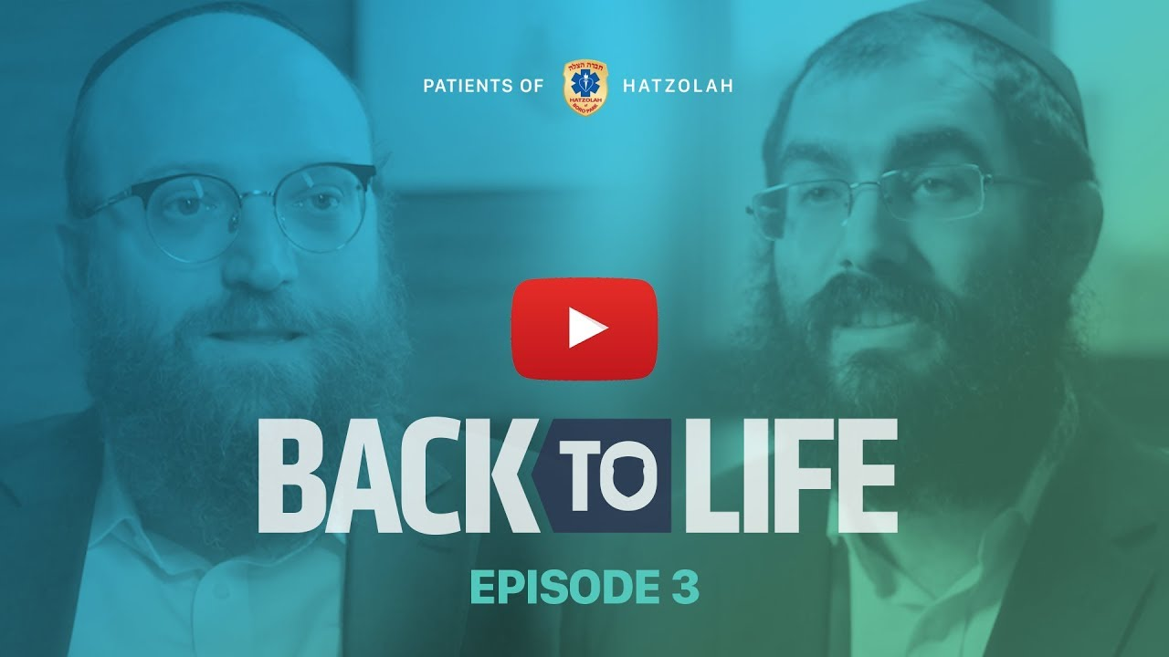 "Hatzolah of Boro Park ""Back To Life"" Episode 3"