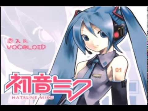 【初音ミク】恋スルVOC@LOID【オリジナル曲】