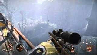 прохождение Fallout 4 часть 24 новые спутники