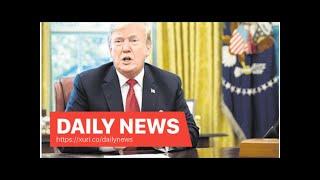 Daily News - Donald Trump said,
