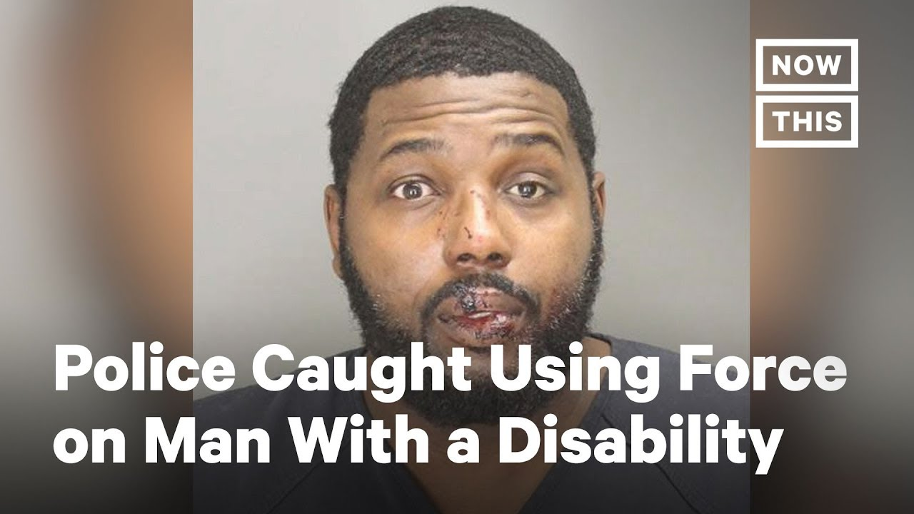 Police Caught Violently Arresting Man With a Disability and Laughing About It | NowThis