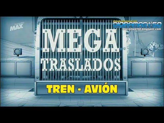 MEGATRASLADOS - Tren - Avión