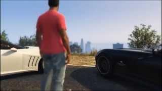 GTA 5 - Furious 7 - See You Again