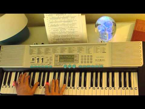 How To Play ~ Amazed ~ Lonestar ~ LetterNotePlayer ©