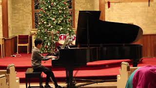 Prelude in Db Major by C. Rollin performed by Music & Arts School Student