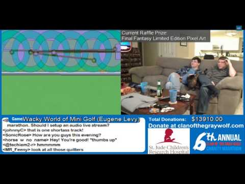 CotGW Charity Marathon 2014 - Part 82 - More Wacky World