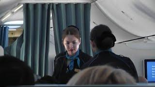 Oman Air 737-800 inflight experience to Dubai