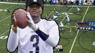 Film Study: How Dwayne Haskins played for the Pittsburgh Steelers Vs the Dallas Cowboys