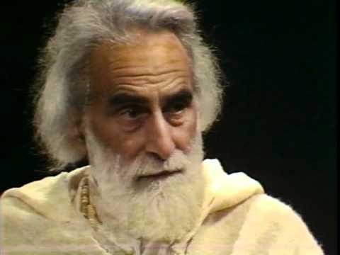Pir Vilayat Inayat Khan: The Rapture of Being (excerpt) - Thinking Allowed DVD w/ Jeffrey Mishlove