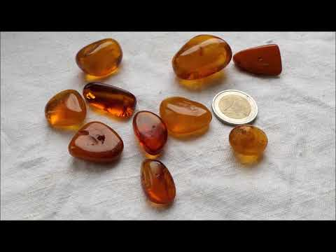 Как проверить янтарь на натуральность и отполировать его