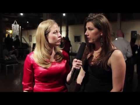 Entertainment Minute: Cate Allen s Amber Dawn Powell, HMUA