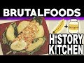 Banana-roll Salad - Retro Recipe Review - brutalfoods