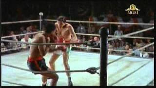 Elvis Presley in rolul lui Kid Galahad-boxing