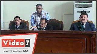 """الجنايات تقضى بالسجن 10 سنوات لـ7 متهمين بـ""""أحداث ميدان الشهداء"""" بحلوان"""