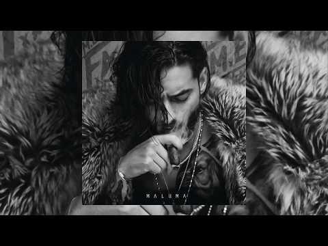 Hangover - Maluma Ft Prince Royce (Letra) (Audio Official) FAME 2018