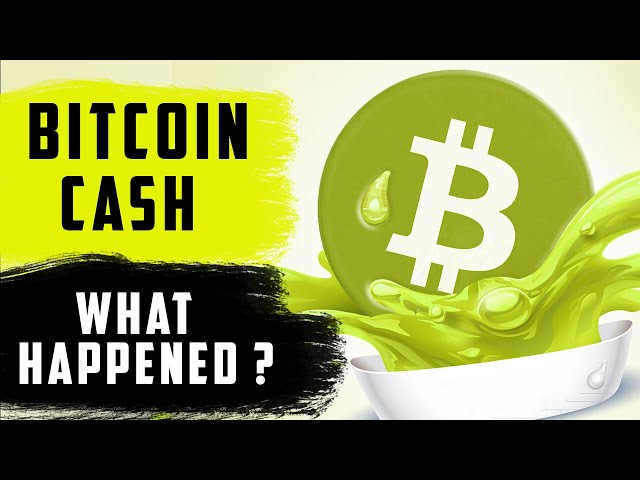 What happened to Bitcoin CASH ? Important Lessons from BCH failure