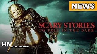 First Look at Scary Stories To Tell In the Dark Movie Reveals Harold the Scarecrow