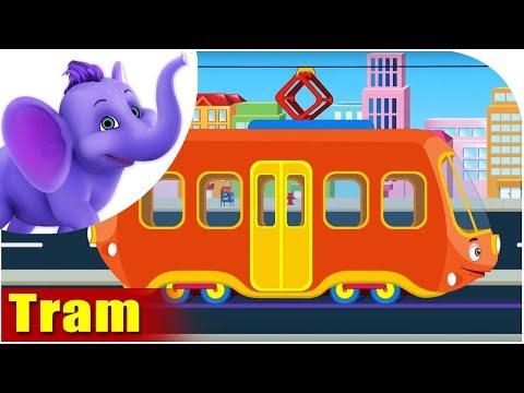 Tram - Vehicle Rhyme