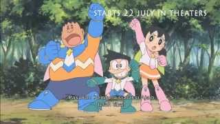 Doraemon Movie : Nobita and The Space Heroes - Indonesia Trailer