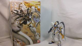 Gundam Review: MG Gundam Sandrock EW pt01
