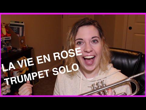 LA VIE EN ROSE TRUMPET SOLO // TRUMPET TUESDAYS EP. 4